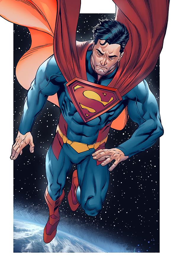 superman by deffectx on DeviantArt