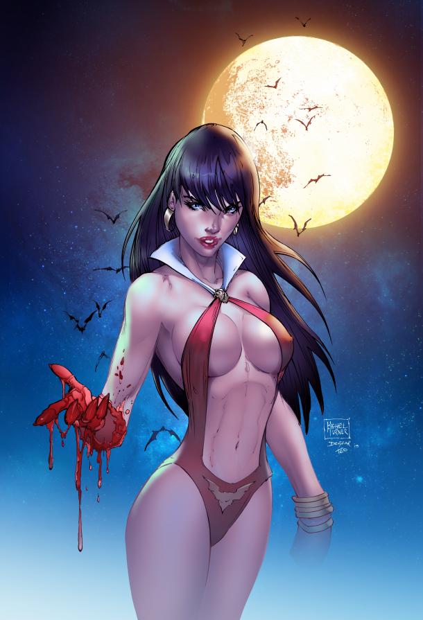 Vampirella by deffectx