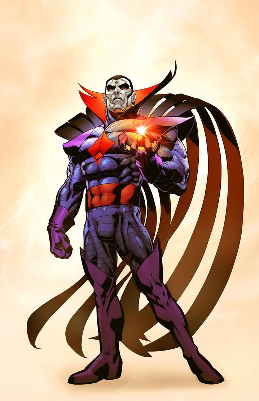 Mr Sinister by deffectx