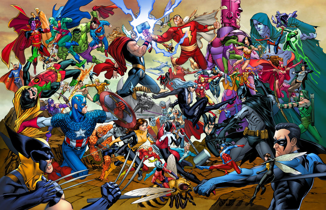 Infinity War Avengers Preview