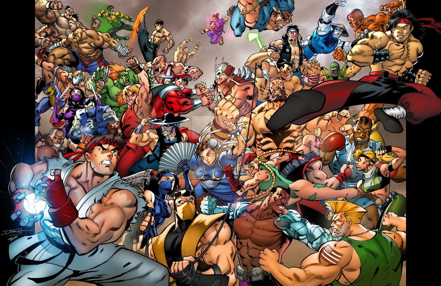 Sagat Kintaro from Mortal Kombat by salimano3 on DeviantArt