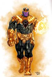 Sinestro Corps Thanos