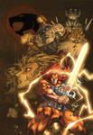 EDU s ThunderCats by TeoGonzalezColors
