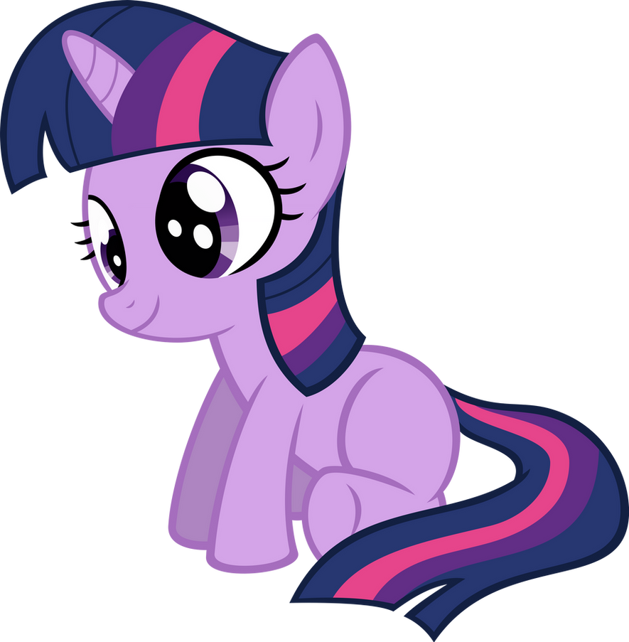 Filly Twilight by Quasdar