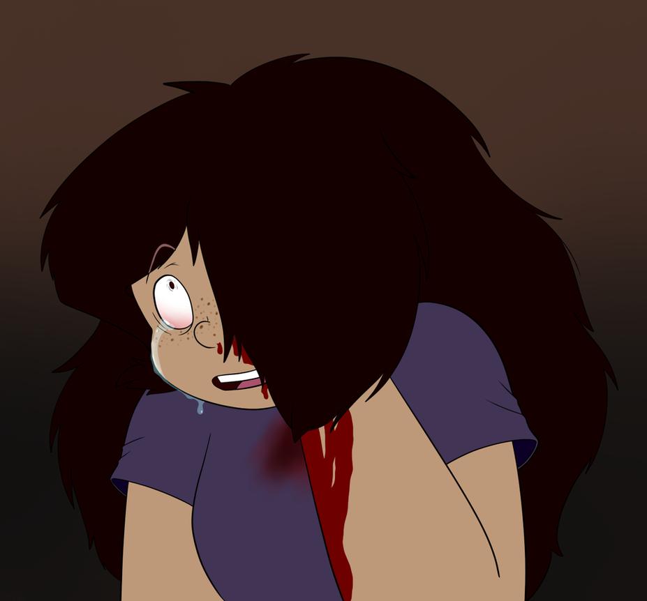 blood runs by tiggercat12