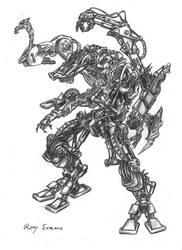 Twisted Borg