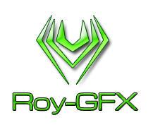 Roy GFX logo v2