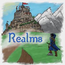 Realms Album Cover by Randerggan