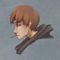 Fire Emblem: Awakening - Gaius by eris212