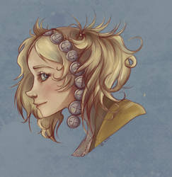 Fire Emblem: Awakening - Lissa