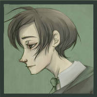 Tom Marvolo Riddle (Voldemort) - Harry Potter by eris212