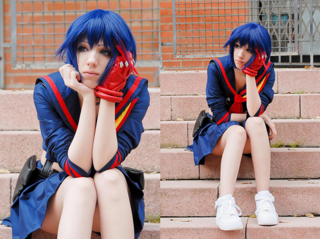 Le cosplay, le beau, le vrai  Ryuko_matoi___kill_la_kill_by_hauntedking-d7gpb3p
