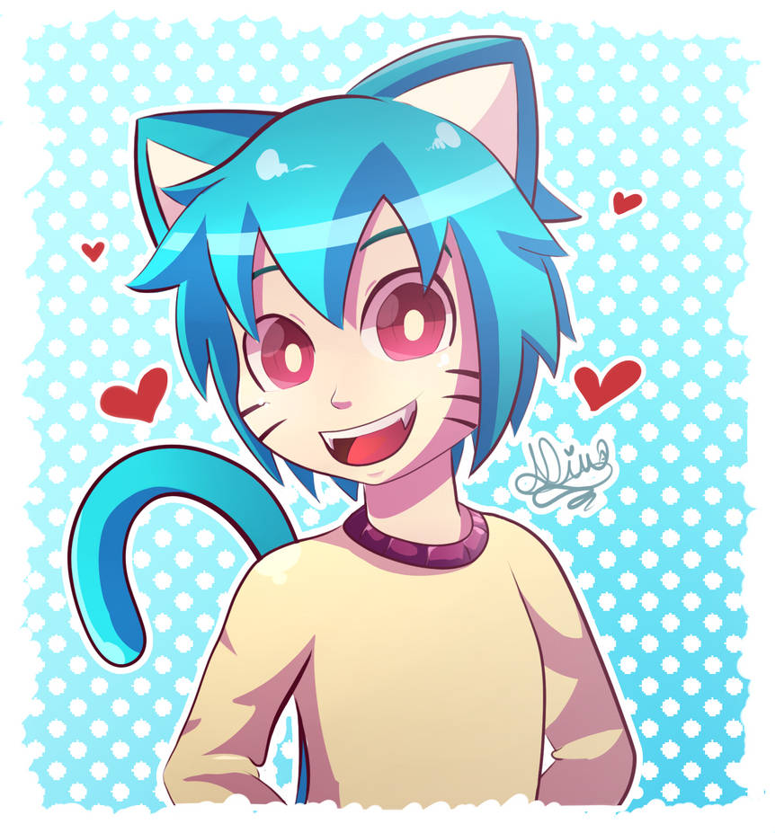 Gumball Waterson
