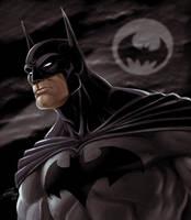 Batman by ChuddmasterZero