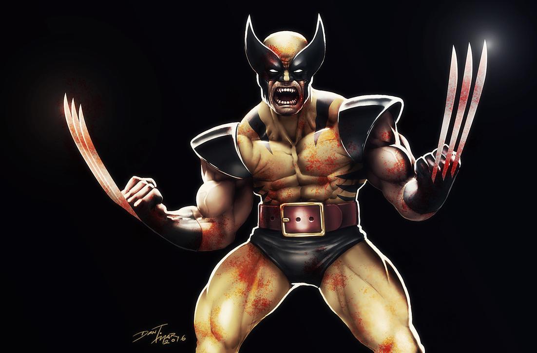 Wolverine by ChuddmasterZero