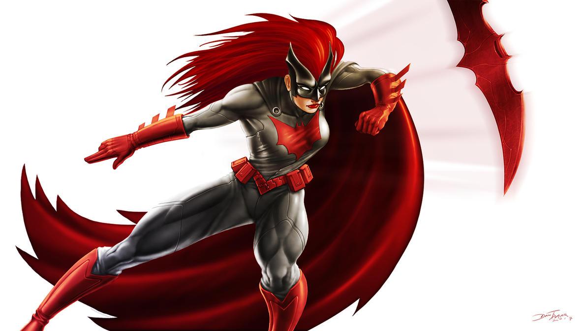 Batwoman by ChuddmasterZero