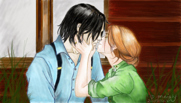 Renesmee And Jacob by MidnightPhoenixx on DeviantArt