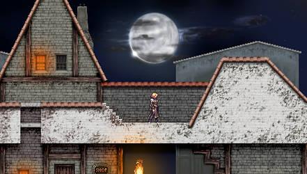 Castlevania: Moonlight Requiem by EmryX