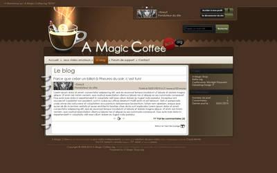 A Magic Coffee by EmryX