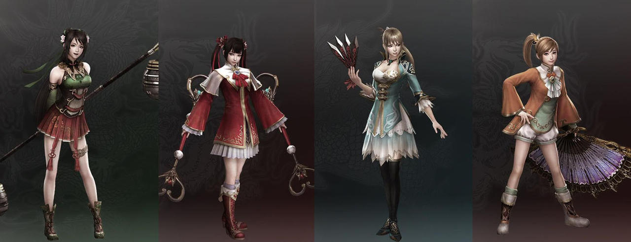 Dynasty Warriors 8: Getting Lianshis 5th Weapon - Co-op