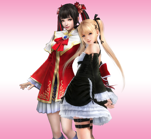 Da Qiao X Marie Rose By Gaming123456 On DeviantArt