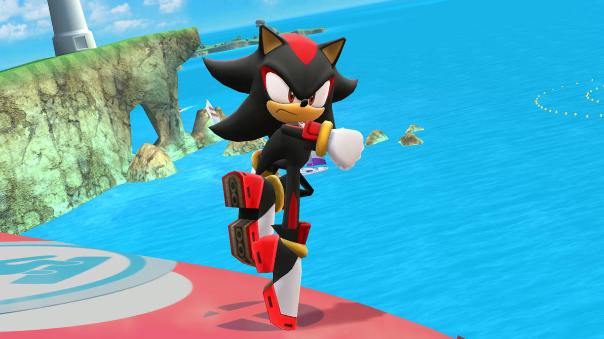 Image result for shadow smash bros assist trophy