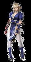 Musou Stars *Wang Yuanji as Kasumi DLC Costume*