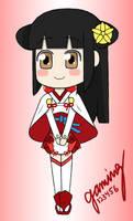 DW x FE *Da Qiao as Sakura*
