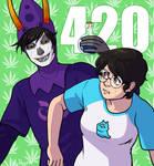 Homestuck: 420