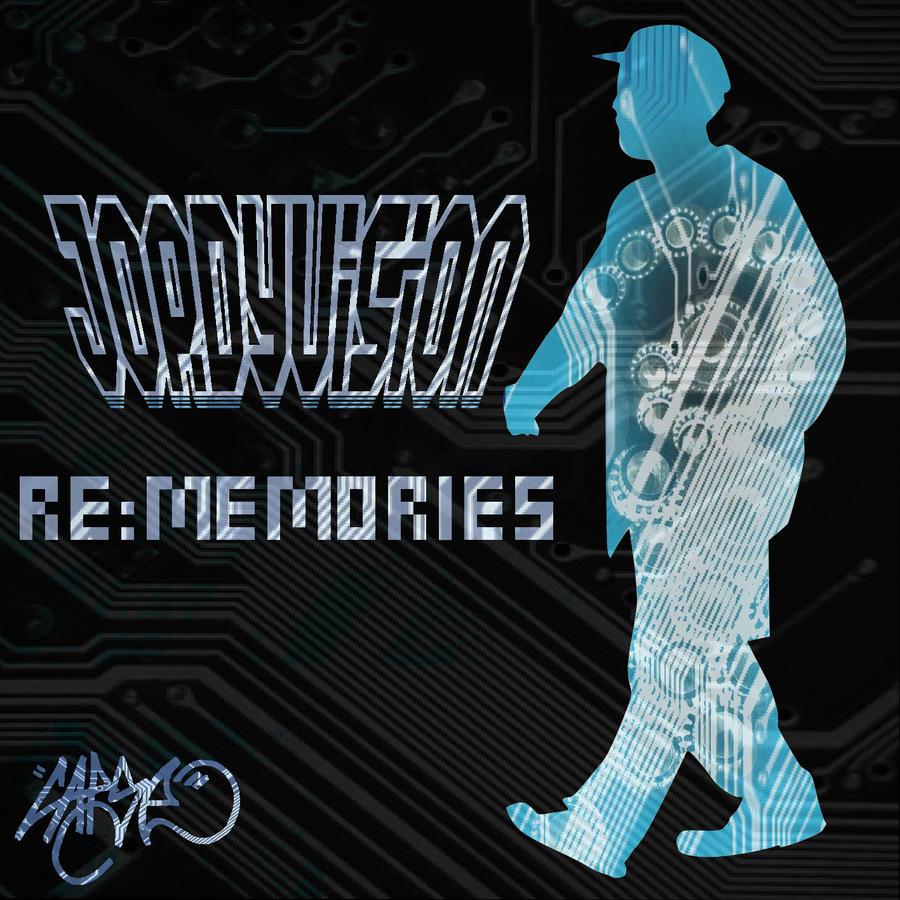 Album Art JordyVision RE:Memories by CapseOne