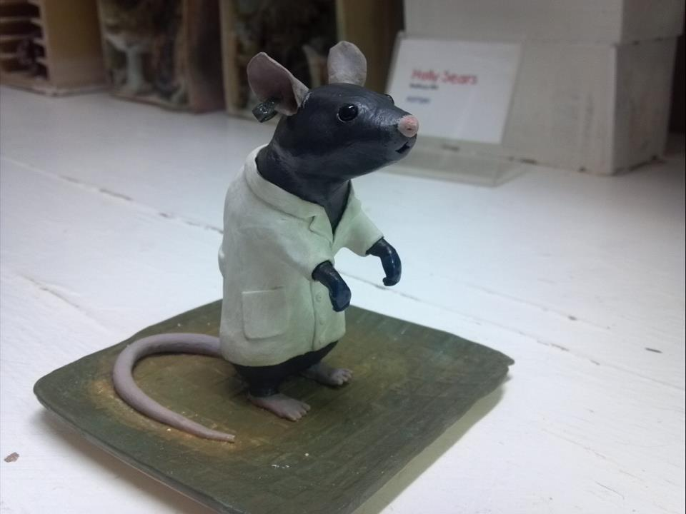 Lab Mouse by aviceramics