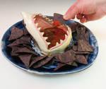 Chips and Salsa Shark, Action Shot