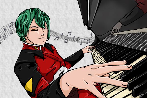 Gundam seed- Nicol by yokoshimaneko1