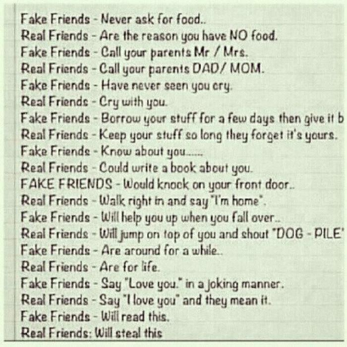 Best Friend Vs Boyfriend Quotes: Fake Friends, Real Friends By LionclawOfColdBloods On
