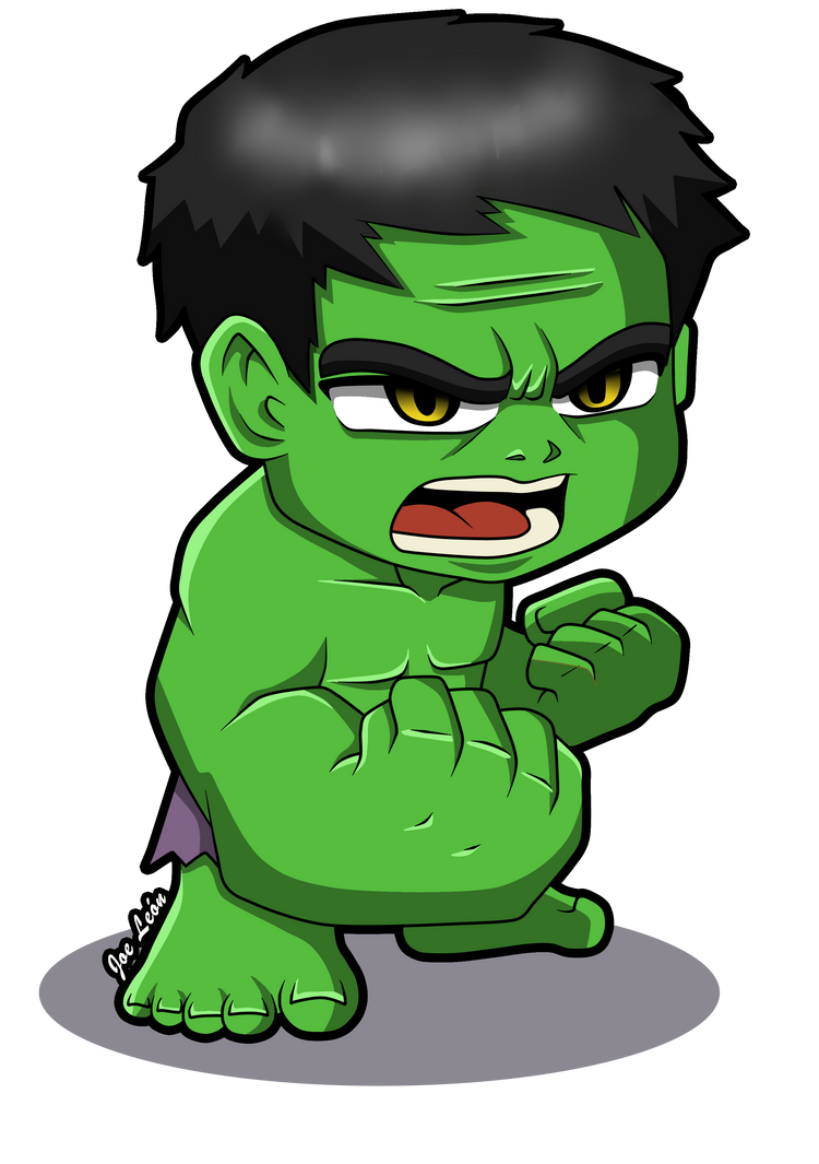 hulk by joeleon on deviantart