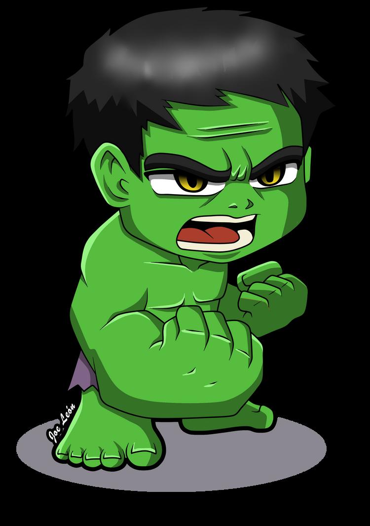 Hulk by JoeLeon on DeviantArt