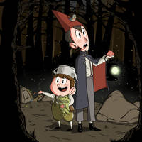 Over The Garden Wall by Serchz