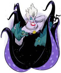 Ursula by Serchz