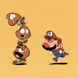 Mario by Serchz
