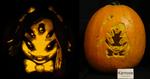 Underkin: Muffet (Undertale Pumpkin) by Kamose