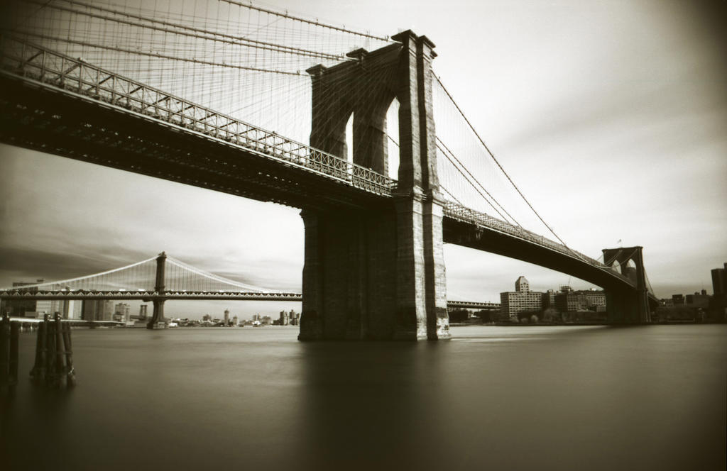 Brooklyn Bridges by padraig13