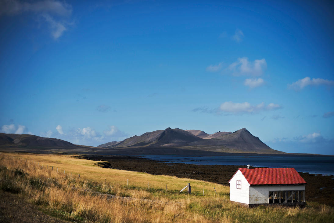 Icelandscape by padraig13