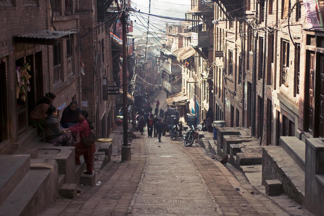 Bhaktapur by padraig13