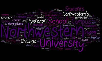 Northwestern University by shrewdcat