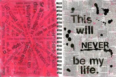 Visual Journal - 'Journalism' by shrewdcat