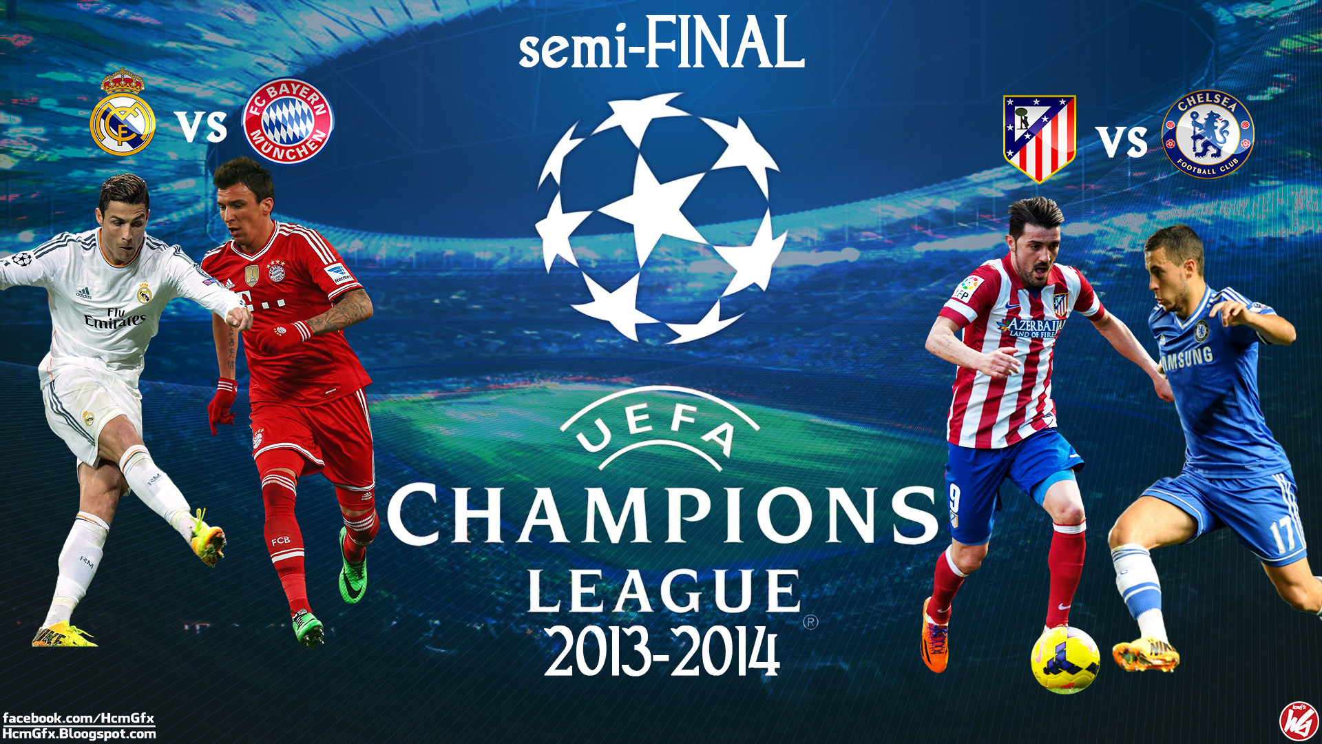 champions league semi