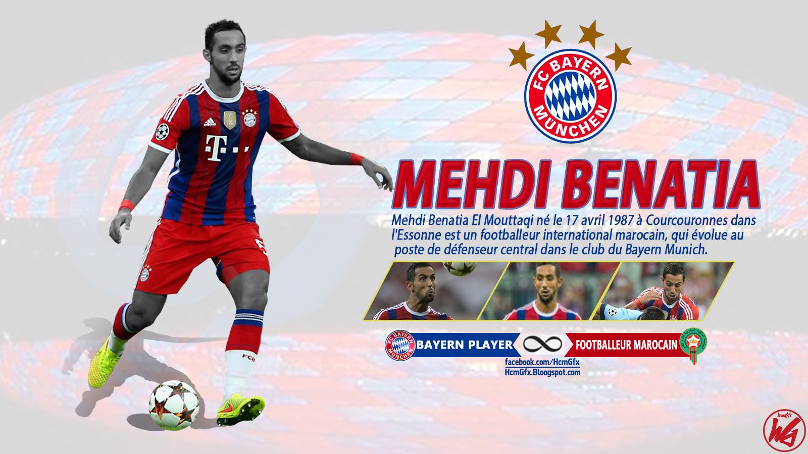 Mehdi Benatia 5 by hichamhcm on DeviantArt