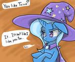 Tsundere Trixie