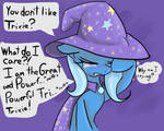 Tsundere Trixie - BAD END