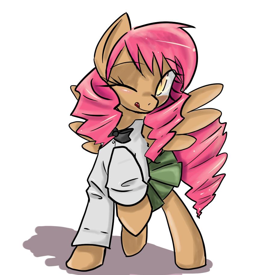 Misha Pony by ACharmingPony
